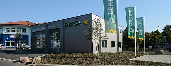 DEKRA- Prüfstation