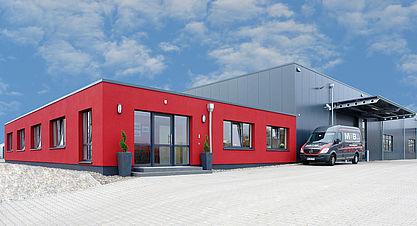 M&B Präzisionsmechanik GmbH