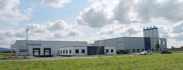 Neubau einer Lagerhalle mit Bürogebäude in Horn-Bad Meinberg - Belle