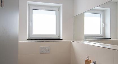 Neubau einer Lagerhalle nach Bundes-Immisionsschutzgesetz (BImSchG) - Industriebau Toilette